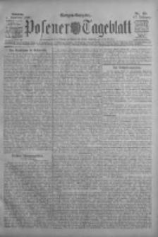 Posener Tageblatt 1908.11.01 Jg.47 Nr515