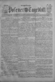 Posener Tageblatt 1908.11.03 Jg.47 Nr518