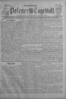 Posener Tageblatt 1908.11.04 Jg.47 Nr519