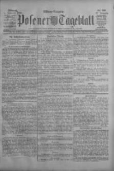 Posener Tageblatt 1908.11.04 Jg.47 Nr520
