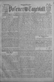 Posener Tageblatt 1908.11.05 Jg.47 Nr521