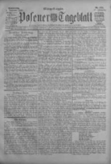 Posener Tageblatt 1908.11.05 Jg.47 Nr522