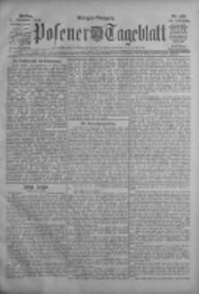 Posener Tageblatt 1908.11.06 Jg.47 Nr523