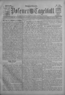Posener Tageblatt 1908.11.07 Jg.47 Nr525