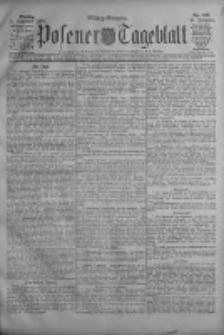 Posener Tageblatt 1908.11.09 Jg.47 Nr528