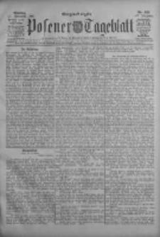 Posener Tageblatt 1908.11.10 Jg.47 Nr529