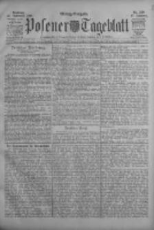 Posener Tageblatt 1908.11.10 Jg.47 Nr530