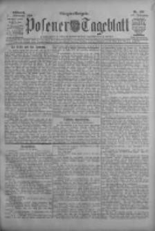 Posener Tageblatt 1908.11.11 Jg.47 Nr531
