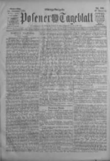 Posener Tageblatt 1908.11.12 Jg.47 Nr534