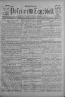 Posener Tageblatt 1908.11.13 Jg.47 Nr536