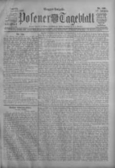 Posener Tageblatt 1908.11.15 Jg.47 Nr539