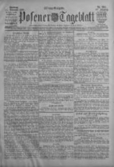Posener Tageblatt 1908.11.17 Jg.47 Nr542