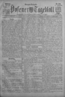 Posener Tageblatt 1908.11.18 Jg.47 Nr543