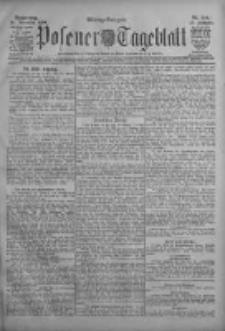 Posener Tageblatt 1908.11.19 Jg.47 Nr544