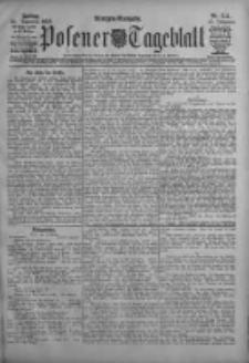 Posener Tageblatt 1908.11.20 Jg.47 Nr545