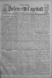 Posener Tageblatt 1908.11.21 Jg.47 Nr547