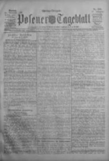 Posener Tageblatt 1908.11.23 Jg.47 Nr550