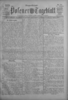 Posener Tageblatt 1908.11.24 Jg.47 Nr551
