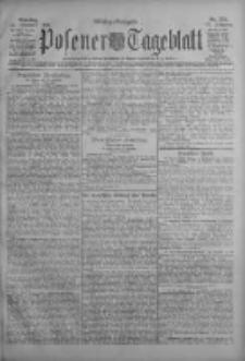 Posener Tageblatt 1908.11.24 Jg.47 Nr552