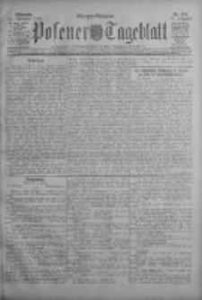 Posener Tageblatt 1908.11.25 Jg.47 Nr553