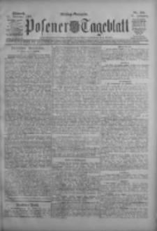 Posener Tageblatt 1908.11.25 Jg.47 Nr554
