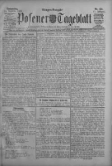 Posener Tageblatt 1908.11.26 Jg.47 Nr555