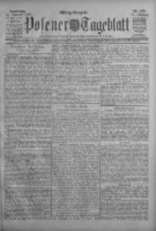 Posener Tageblatt 1908.11.26 Jg.47 Nr556