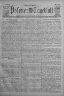 Posener Tageblatt 1908.11.27 Jg.47 Nr557