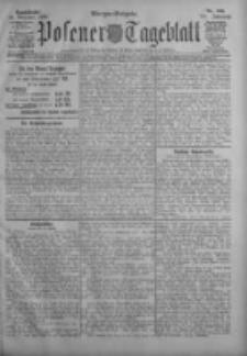 Posener Tageblatt 1908.11.28 Jg.47 Nr559