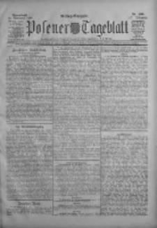 Posener Tageblatt 1908.11.28 Jg.47 Nr560