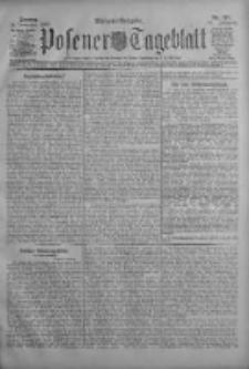 Posener Tageblatt 1908.11.29 Jg.47 Nr561