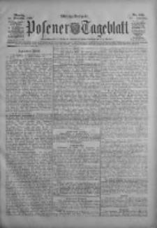 Posener Tageblatt 1908.11.30 Jg.47 Nr562