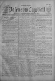 Posener Tageblatt 1908.12.01 Jg.47 Nr564