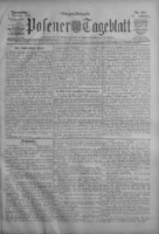 Posener Tageblatt 1908.12.03 Jg.47 Nr567