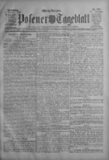 Posener Tageblatt 1908.12.03 Jg.47 Nr568
