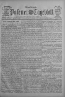 Posener Tageblatt 1908.12.06 Jg.47 Nr572
