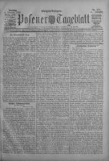 Posener Tageblatt 1908.12.06 Jg.47 Nr573