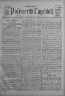 Posener Tageblatt 1908.12.07 Jg.47 Nr574