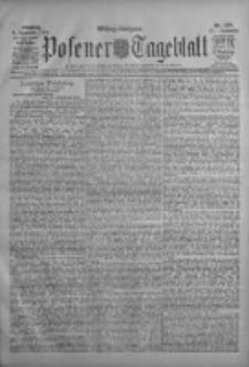 Posener Tageblatt 1908.12.08 Jg.47 Nr576
