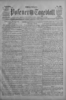 Posener Tageblatt 1908.12.10 Jg.47 Nr580