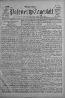Posener Tageblatt 1908.12.11 Jg.47 Nr582