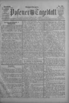 Posener Tageblatt 1908.12.12 Jg.47 Nr583