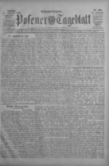 Posener Tageblatt 1908.12.13 Jg.47 Nr585