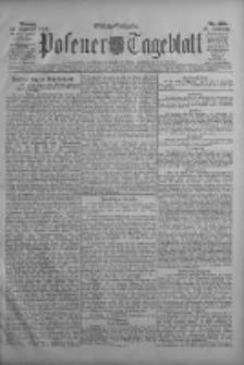 Posener Tageblatt 1908.12.14 Jg.47 Nr586