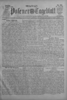 Posener Tageblatt 1908.12.15 Jg.47 Nr588