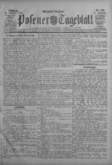 Posener Tageblatt 1908.12.16 Jg.47 Nr589