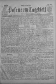 Posener Tageblatt 1908.12.18 Jg.47 Nr593