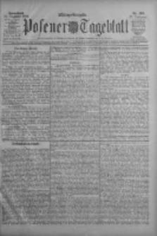 Posener Tageblatt 1908.12.19 Jg.47 Nr596