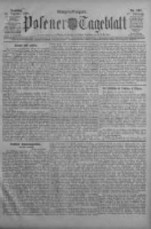 Posener Tageblatt 1908.12.20 Jg.47 Nr597
