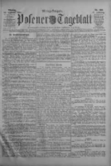 Posener Tageblatt 1908.12.21 Jg.47 Nr598